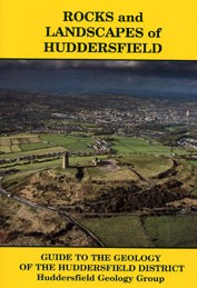 Front Cover of Rocks and Landscapes of Huddersfield book